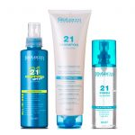 Pack Salerm 21 Champú + Express Spray + Finish