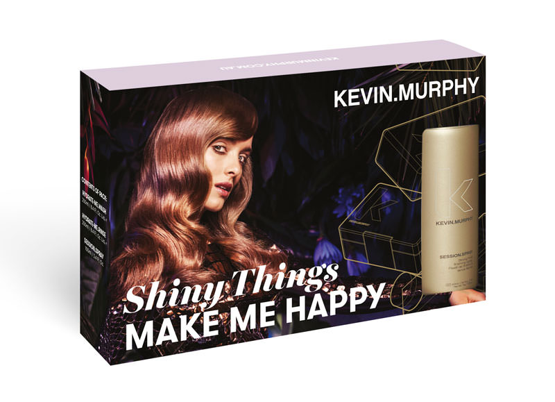 KEVIN MURPHY Christmas Box Shiny ThingsKEVIN MURPHY Christmas Box Shiny Things