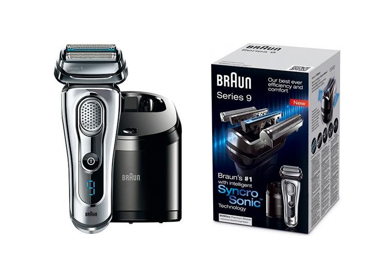 afeitadora Braun Serie 9