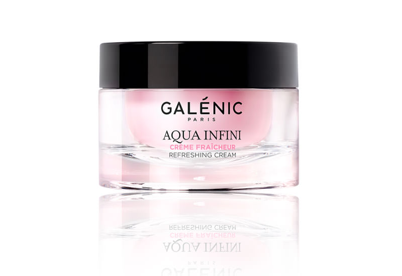 Crema refrescante Aqua Infini