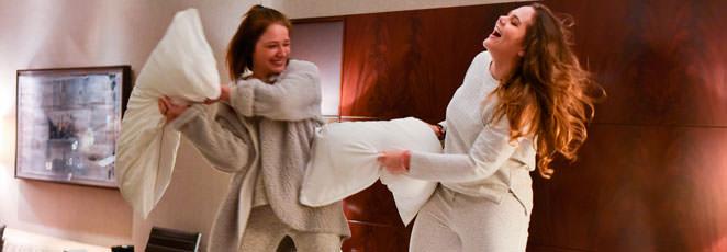 Fiesta de pijamas con The Body Shop en el CosmetikTrip6