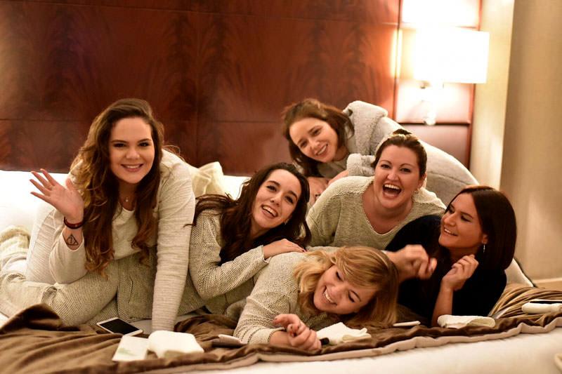 fiesta de pijamas CosmetikTrip6