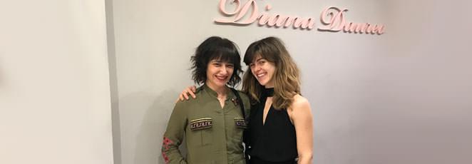 Descubriendo a Diana Daureo y su peluquería