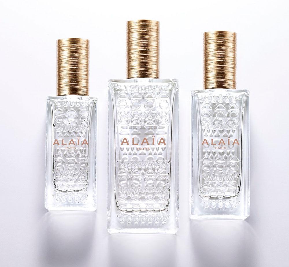 tamaños frascos de Alaïa Blanche