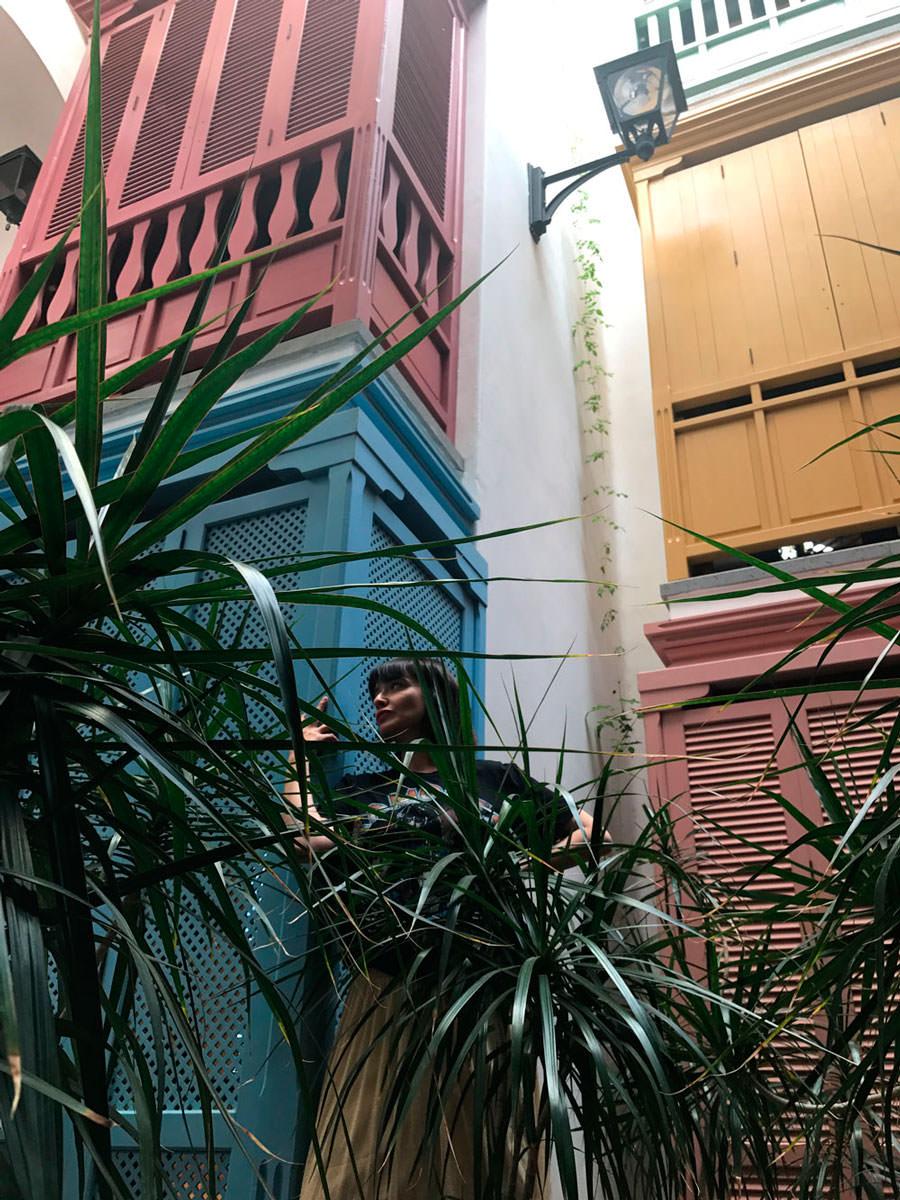 balcones colores Princesa Yaiza