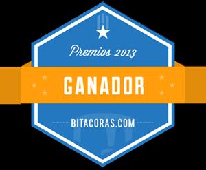 Premio Bitácoras al mejor blog de belleza 2013