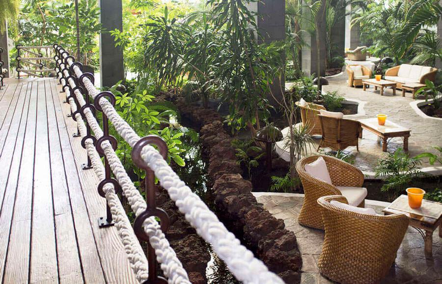 jardines del Princesa Yaiza