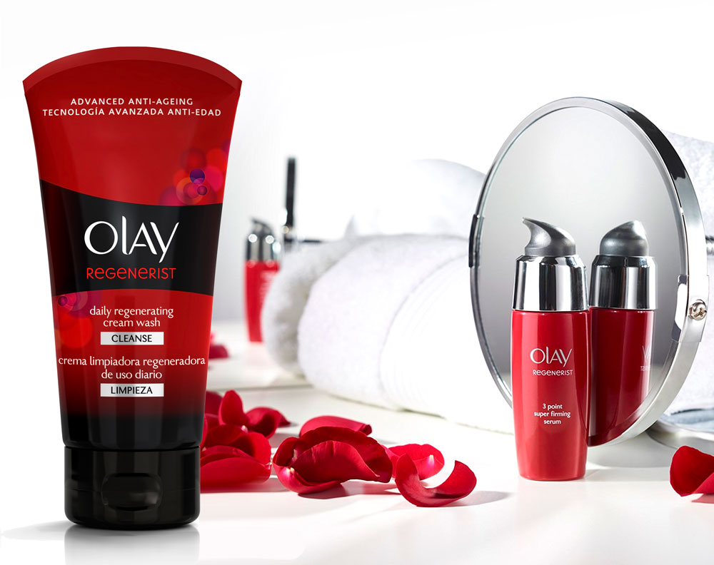 productos Olay Regenerist