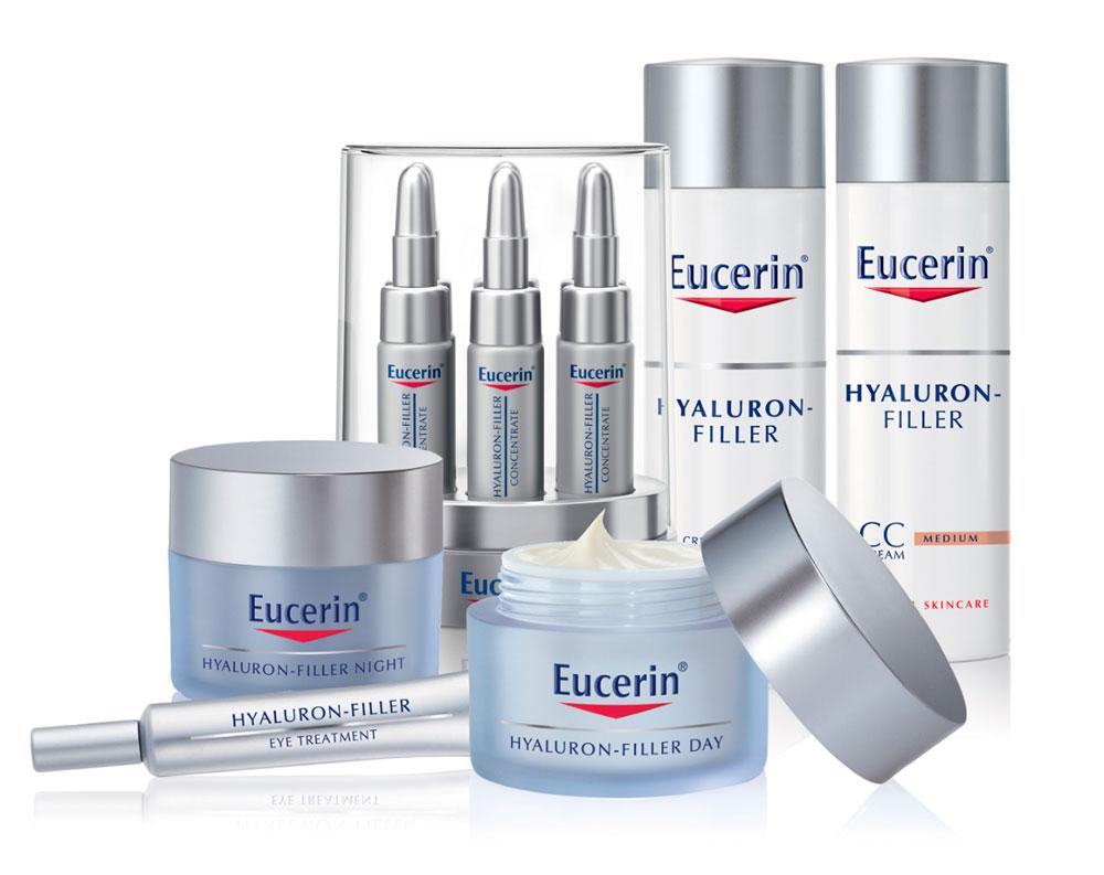 10 años de Eucerin Hyaluron-Filler