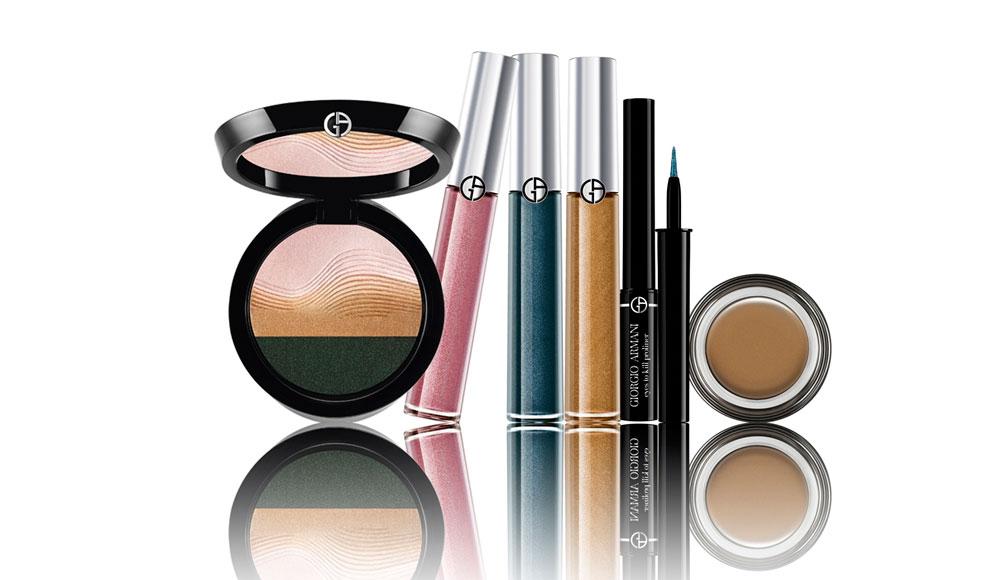 colección maquillaje Armani