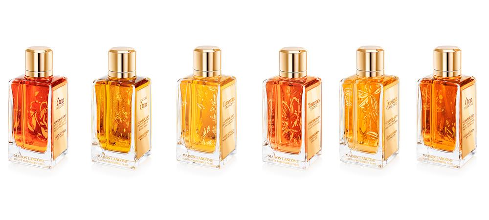 Les Parfums Grands Crus de Lancôme