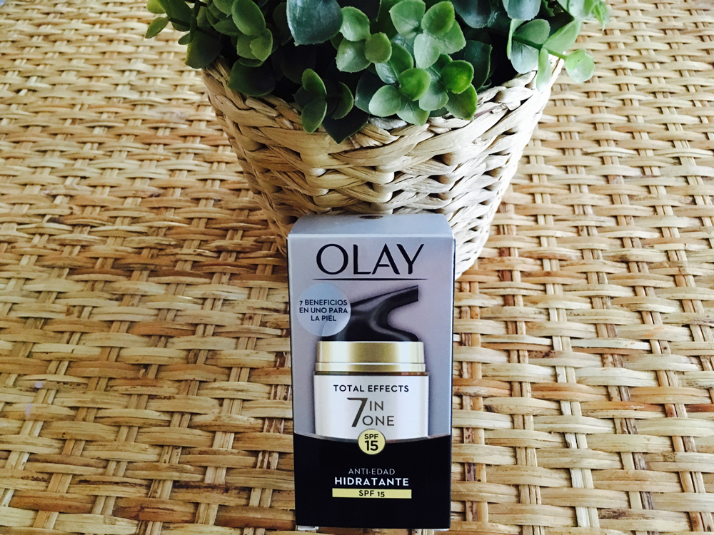 Olay Total Effects 7 x Day Hidratante SPF15