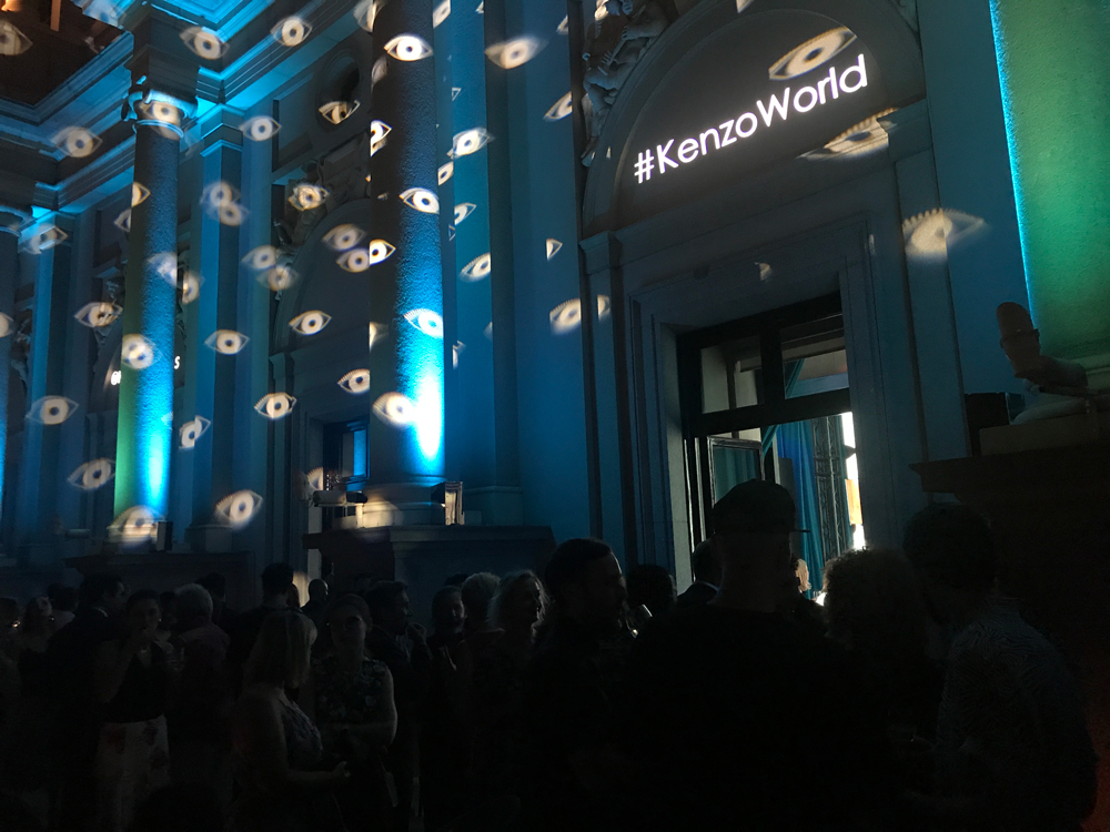 KenzoWorld Teatro Real