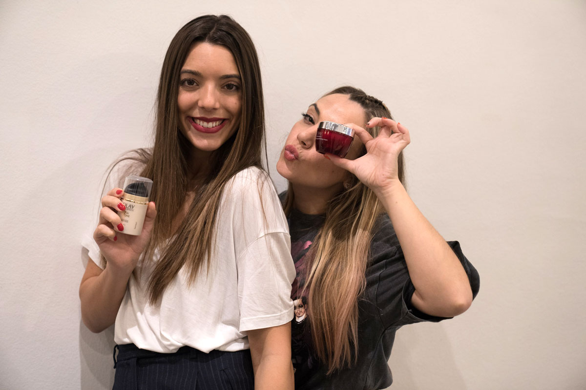 Carla y Ricmary