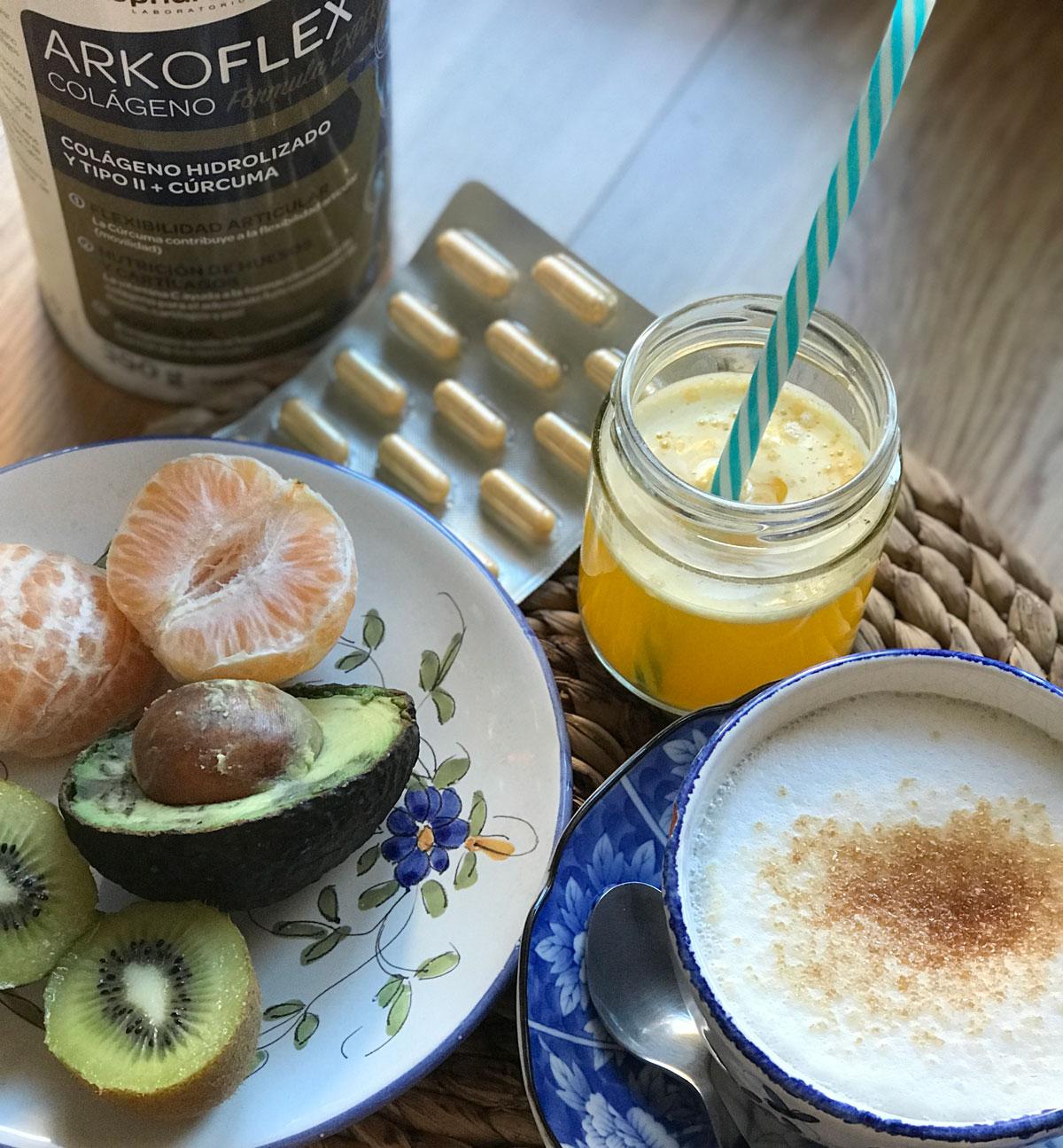 Arkoflex desayuno con colágeno