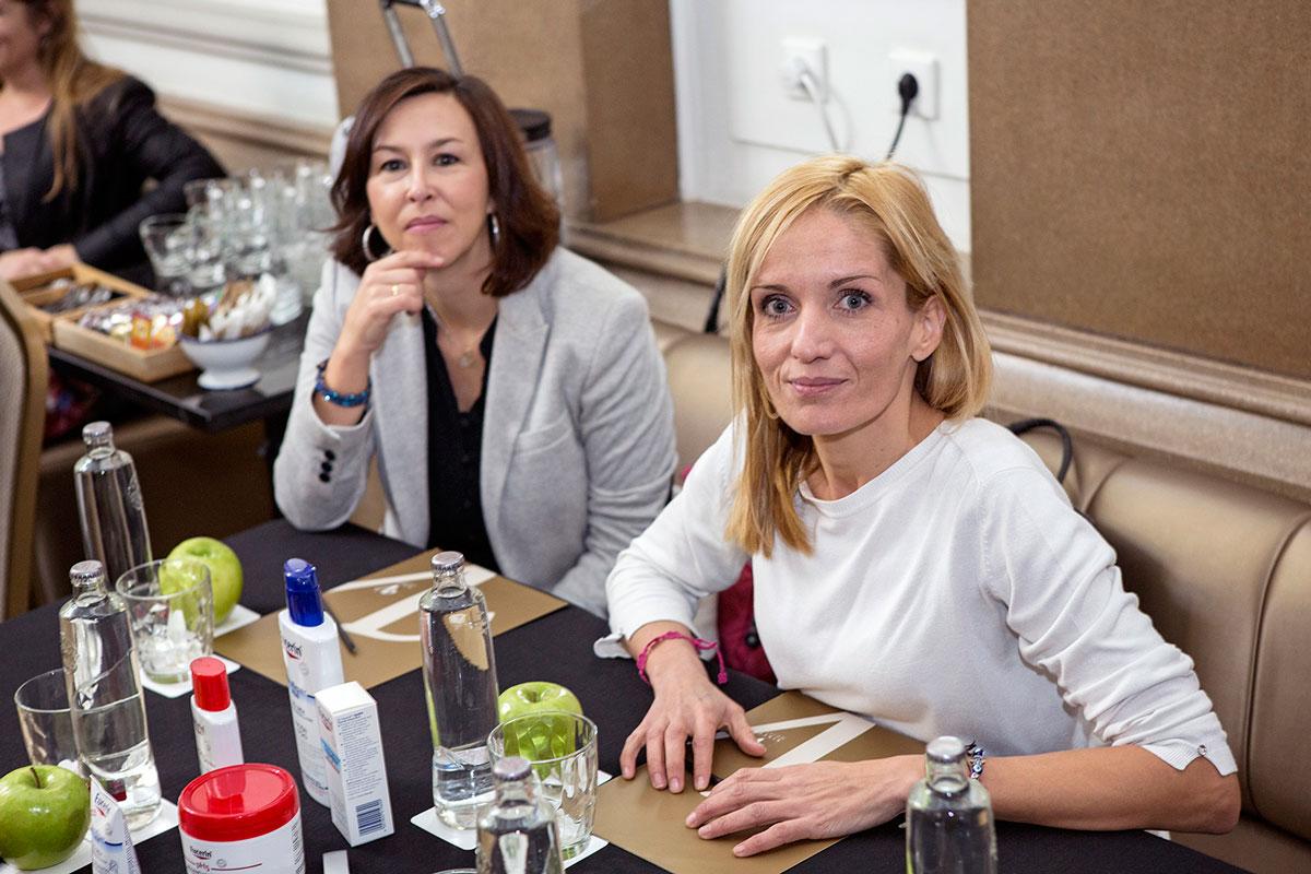 Nuria y Cristina