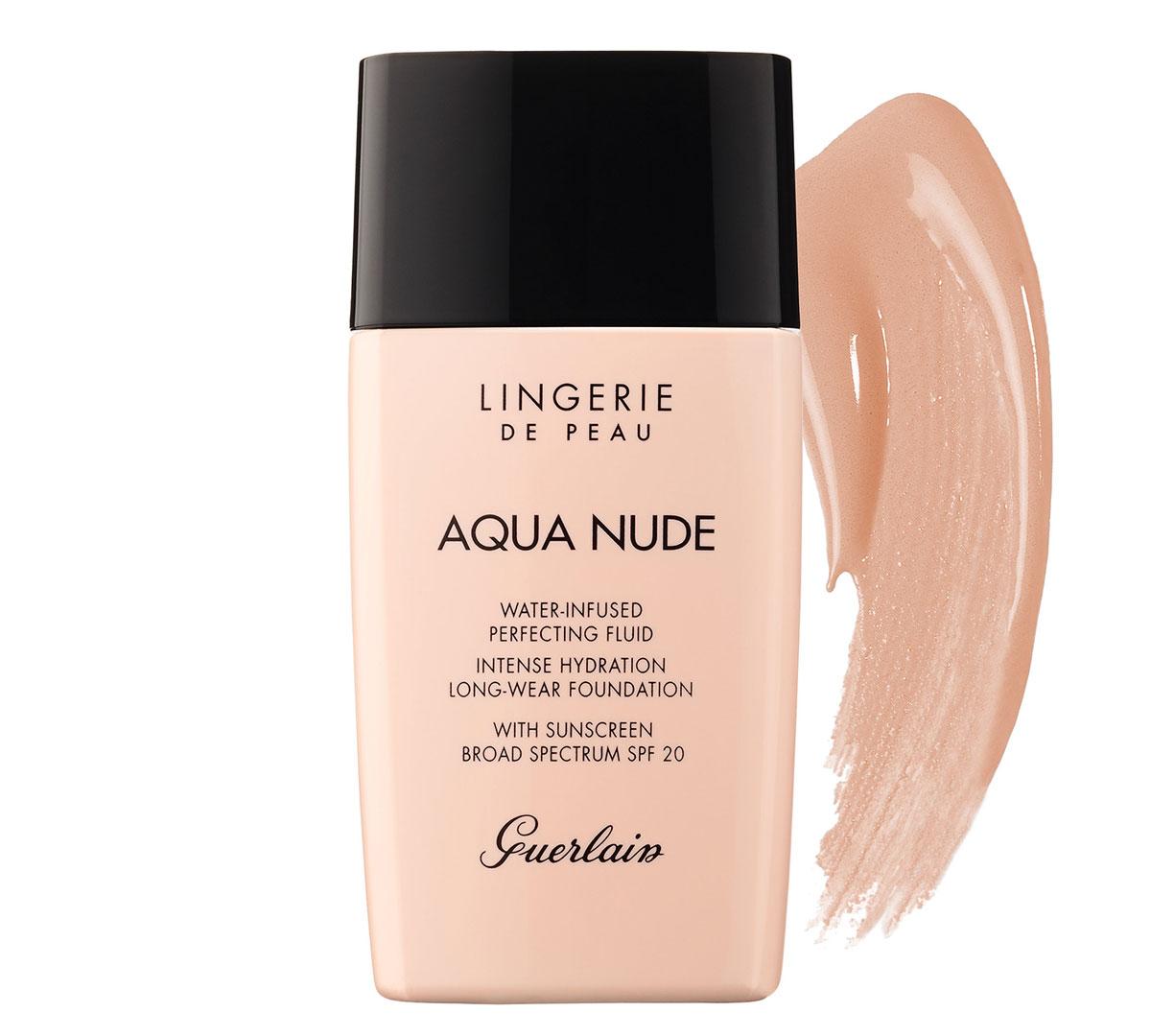 Lingerie de Peau Aqua Nude