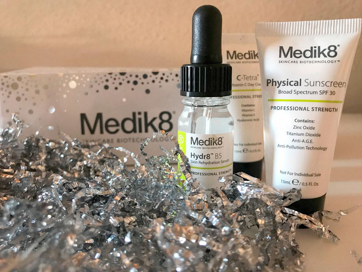 Medik8 lote navidad 2017