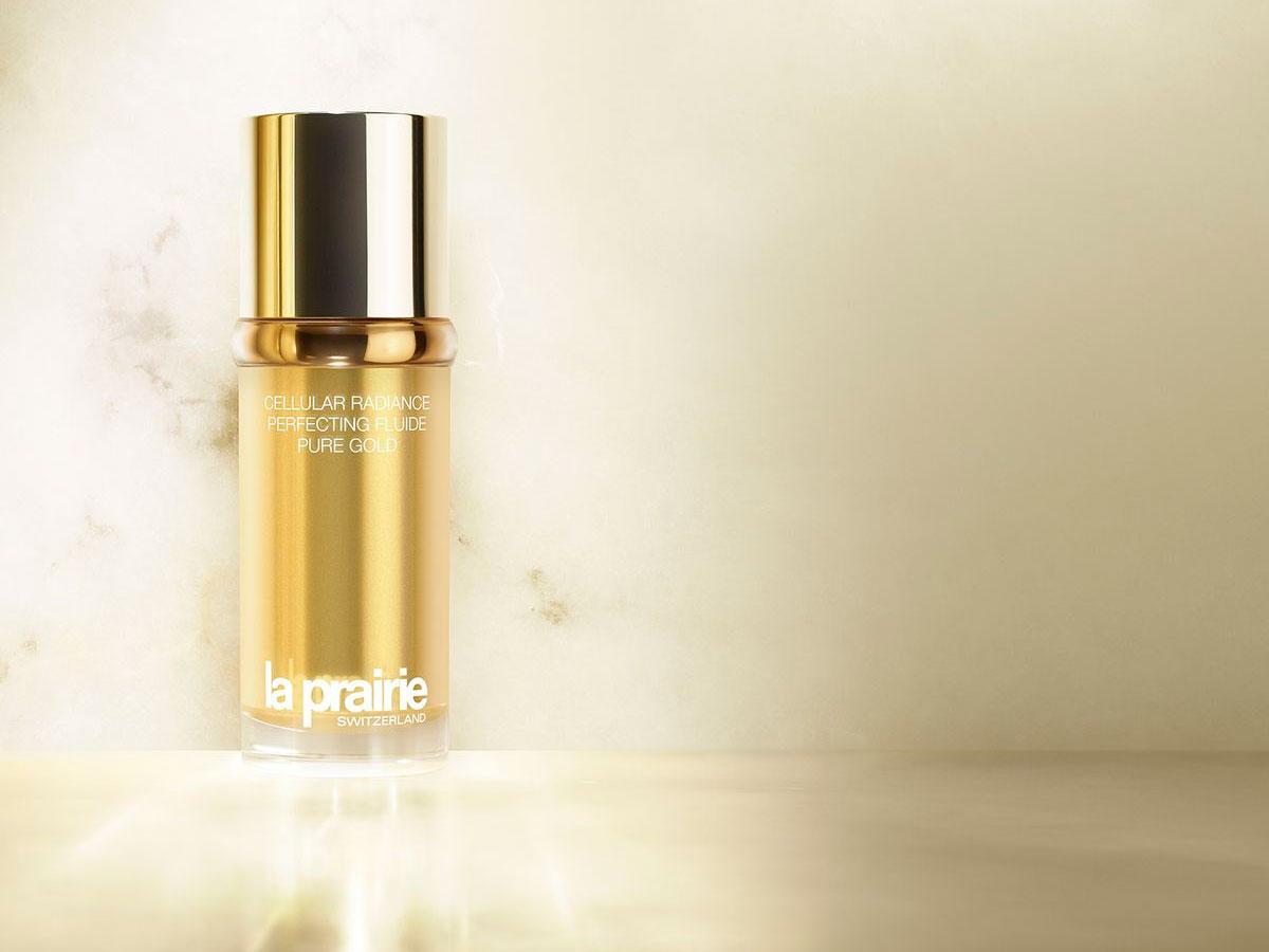 oro líquido La Prairie