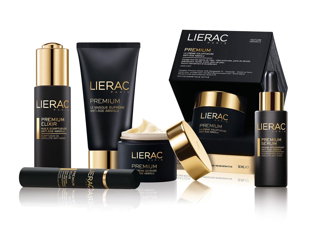 Gama productos Lierac Premium