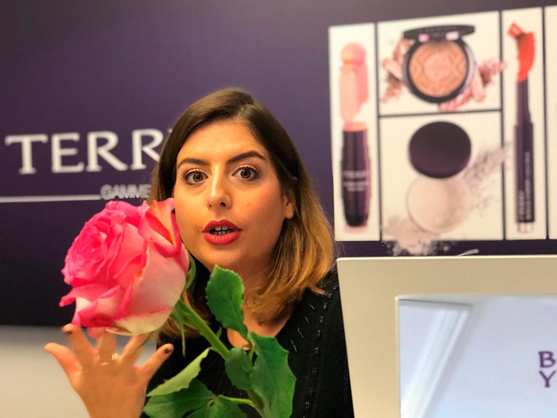 Garance, maquilladora oficial de By Terry