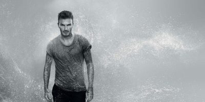 Aquapower + David Beckham