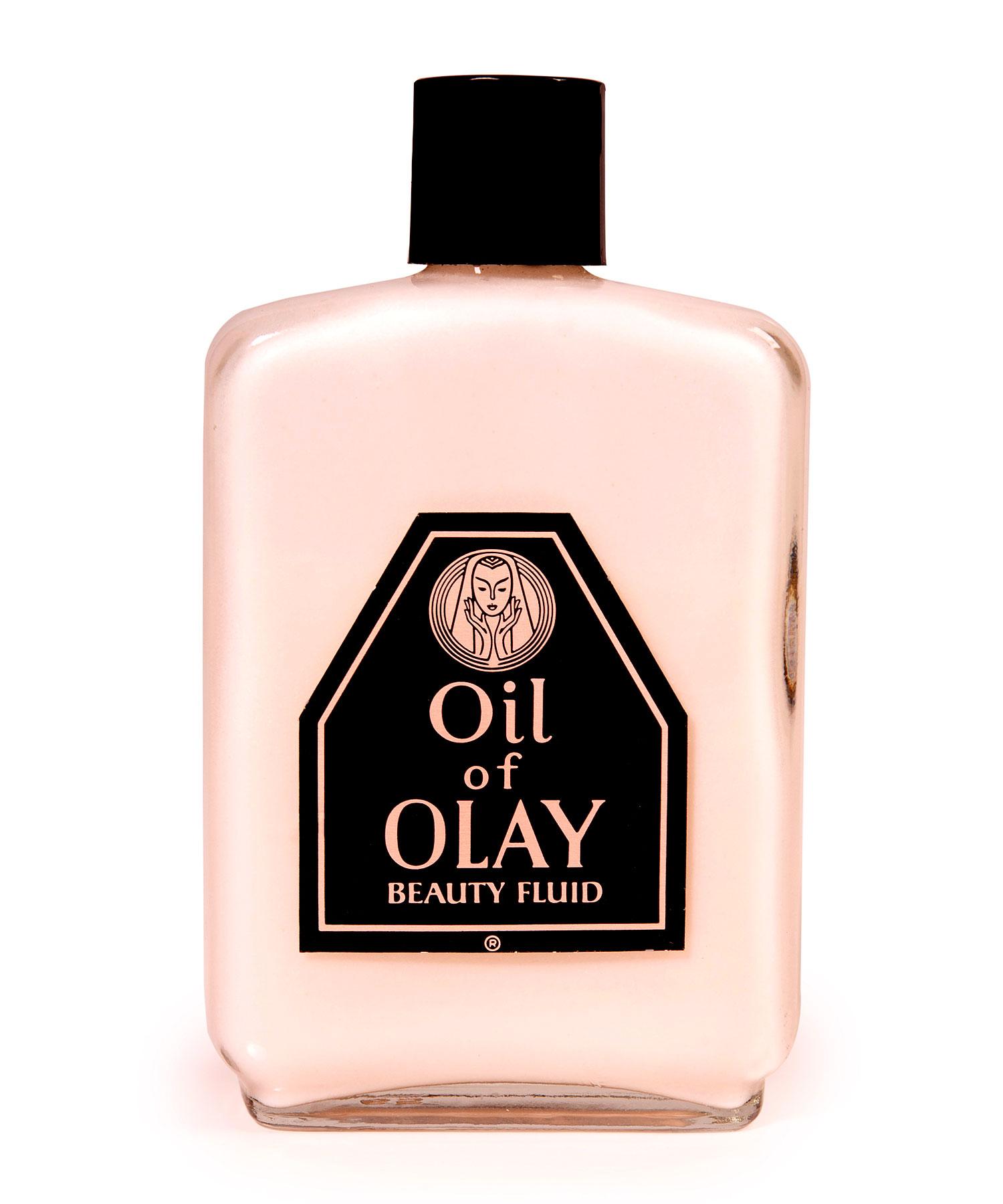 fluido rosa original de Olay