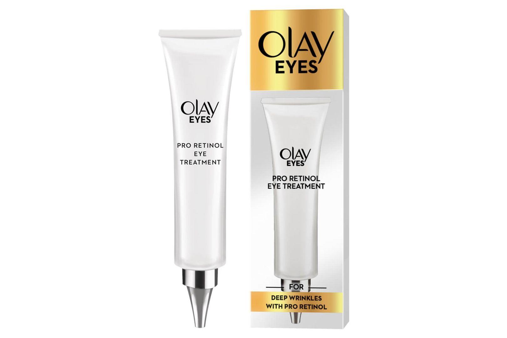 Olay eyes Pro-retinol, contorno de ojos