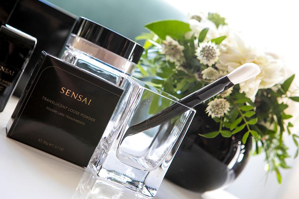 Detalle brocha Sensai