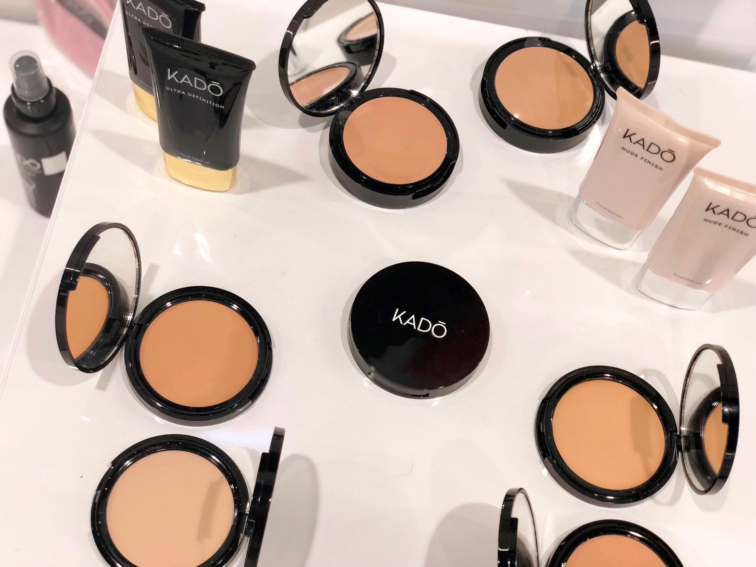 KADŌ bases maquillaje