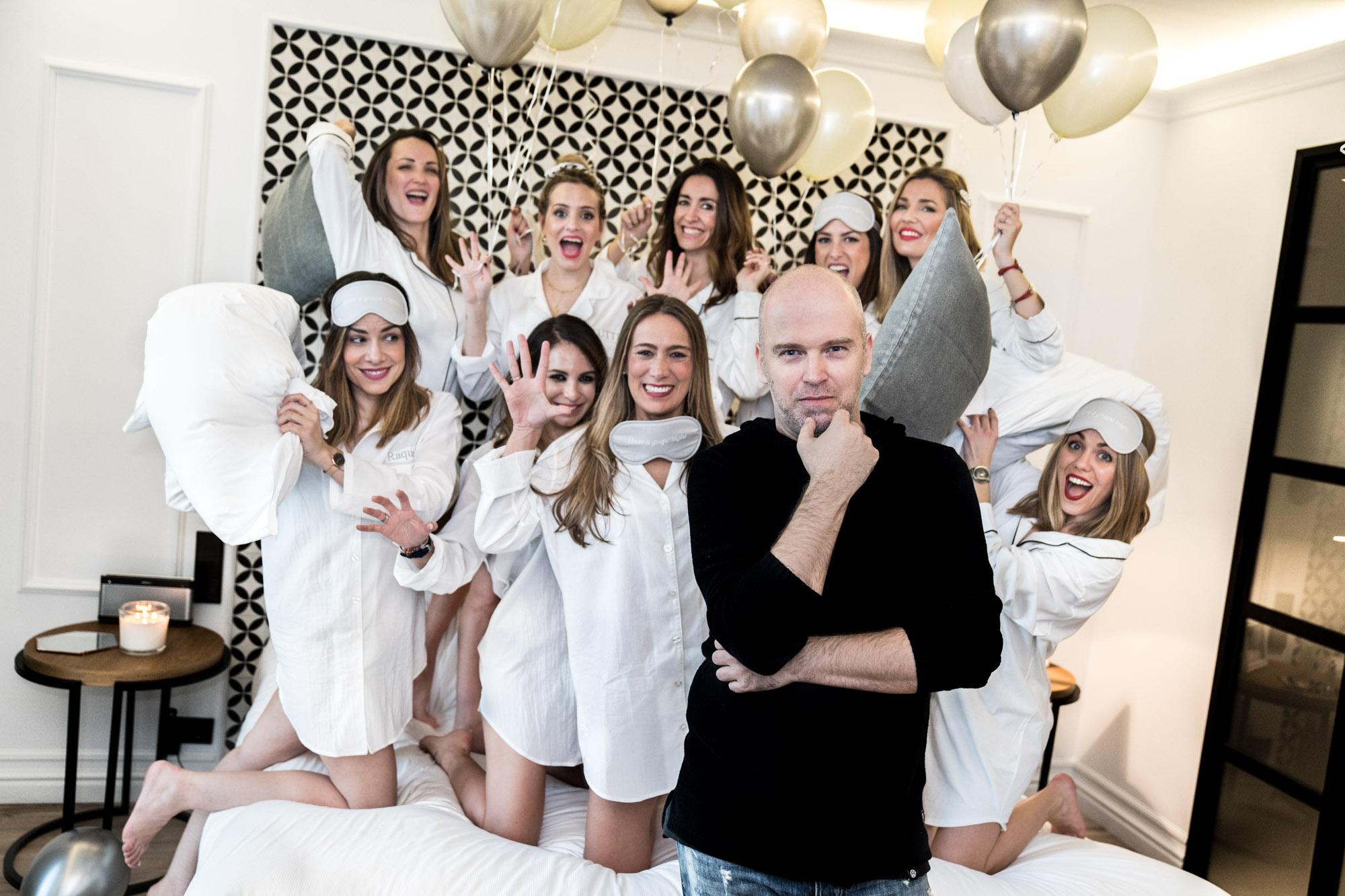 El medio limón con las chicas del CosmetikTrip14
