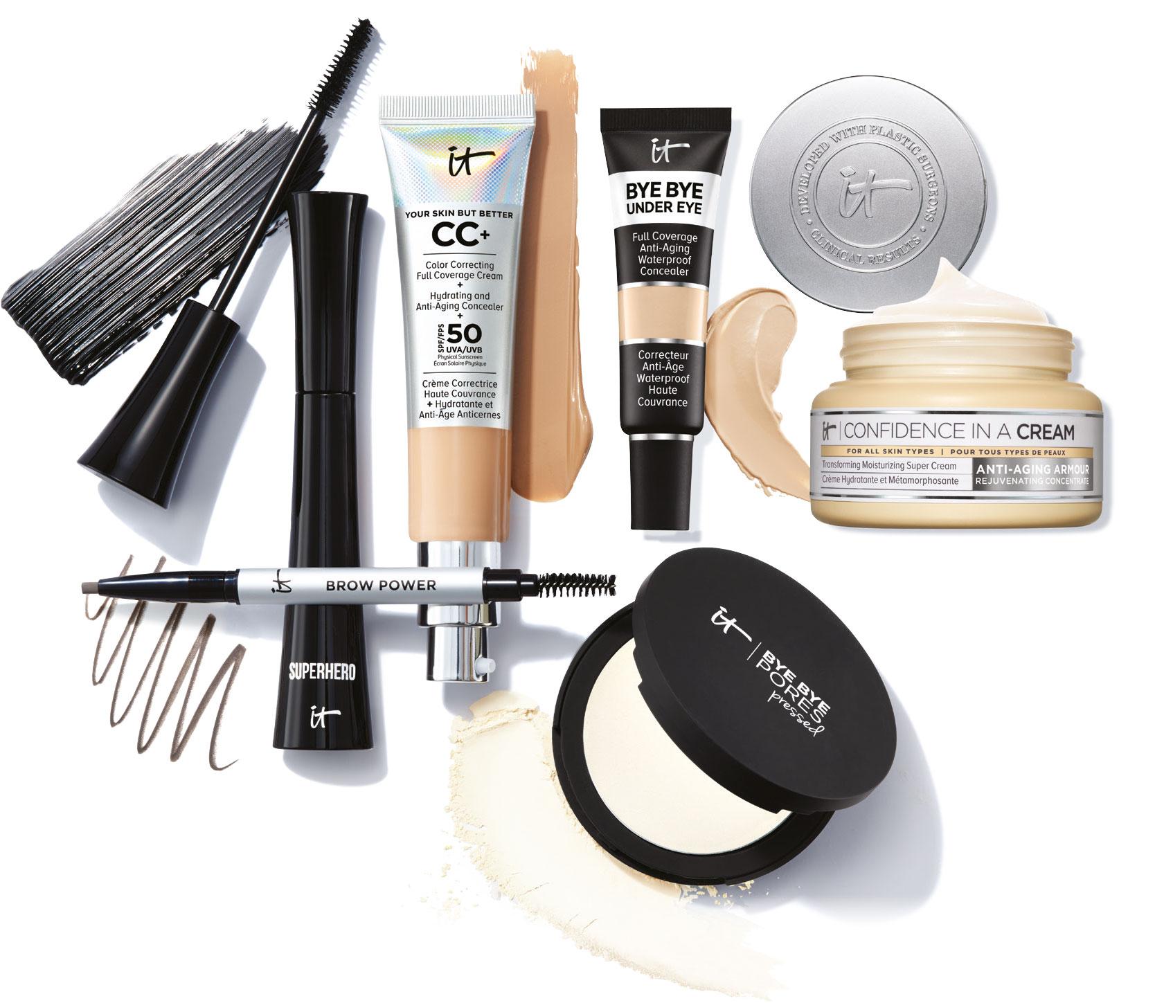 Bodegón productos It cosmetics