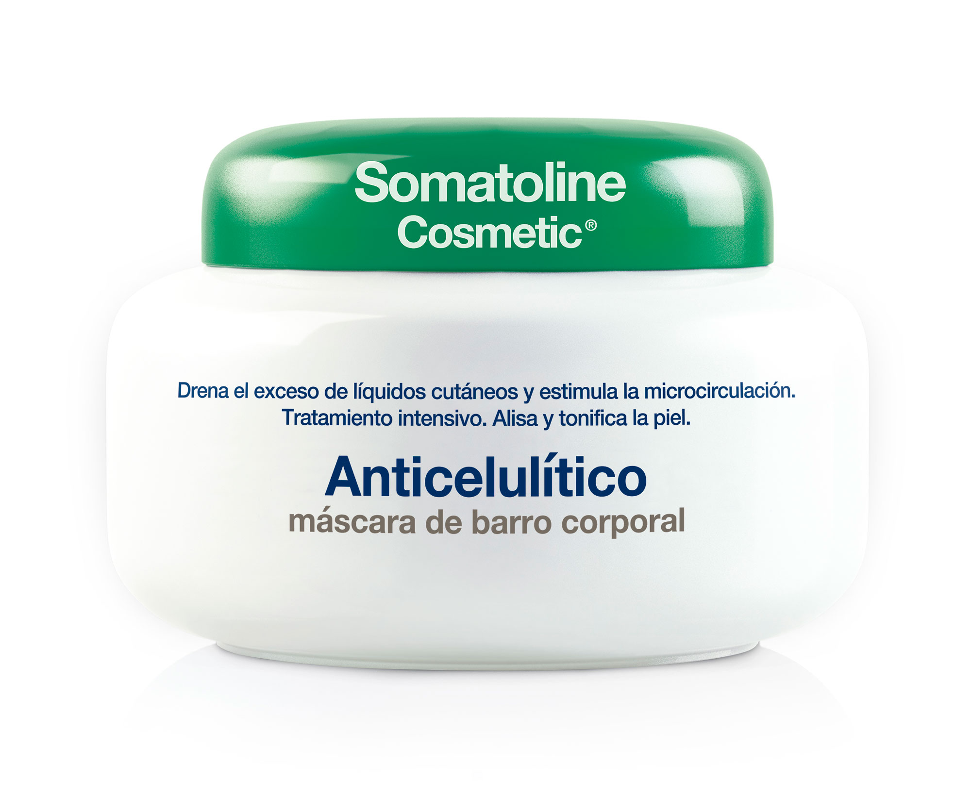 máscara corporal de barro Somatoline - Anticelulítico