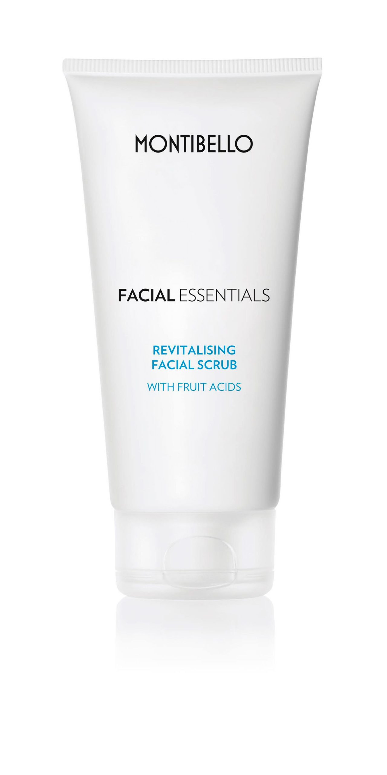 exfoliante facial Montibello Revitalising Facial Scrub