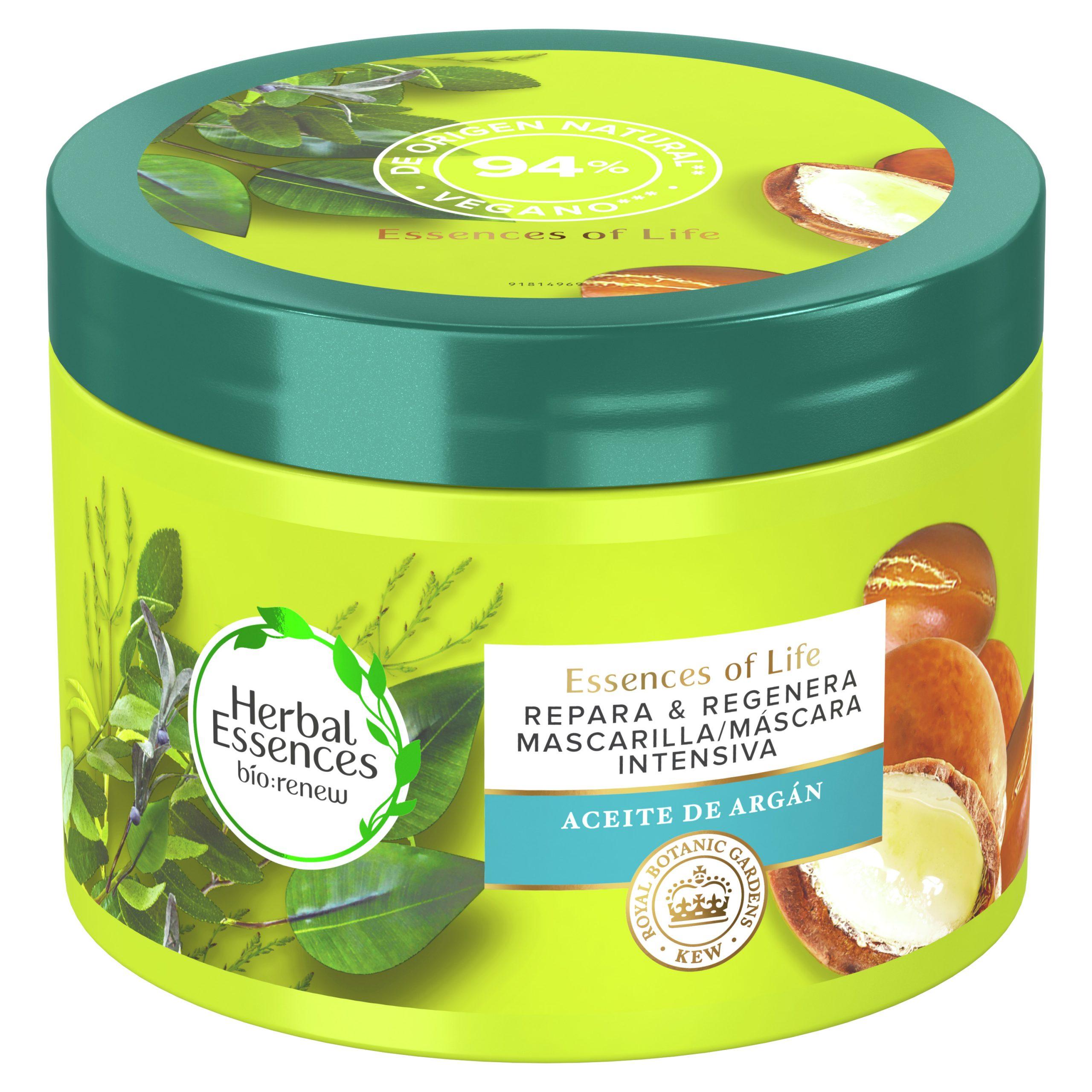 mascarilla Essences of Life de Herbal Essence